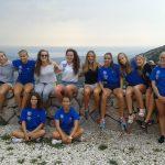 Sibeniki edzőtábor a lányoknál