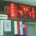 Partizan Beograd – ZF-Eger 8-9!